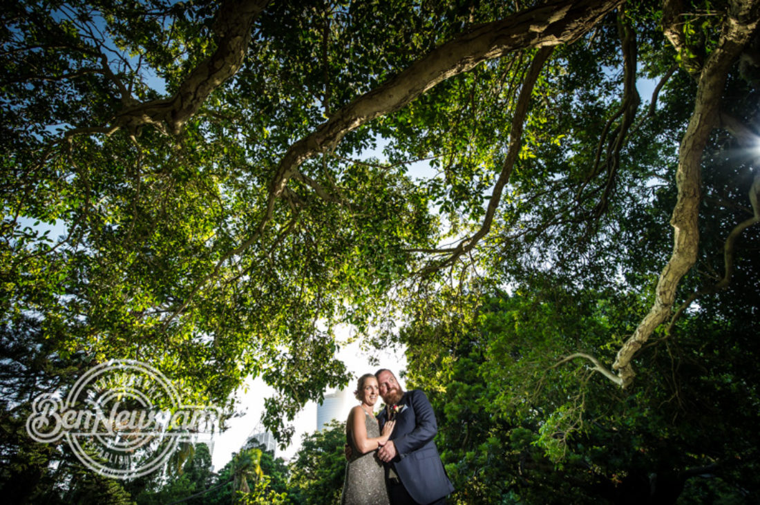 botanic gardens restaurant wedding