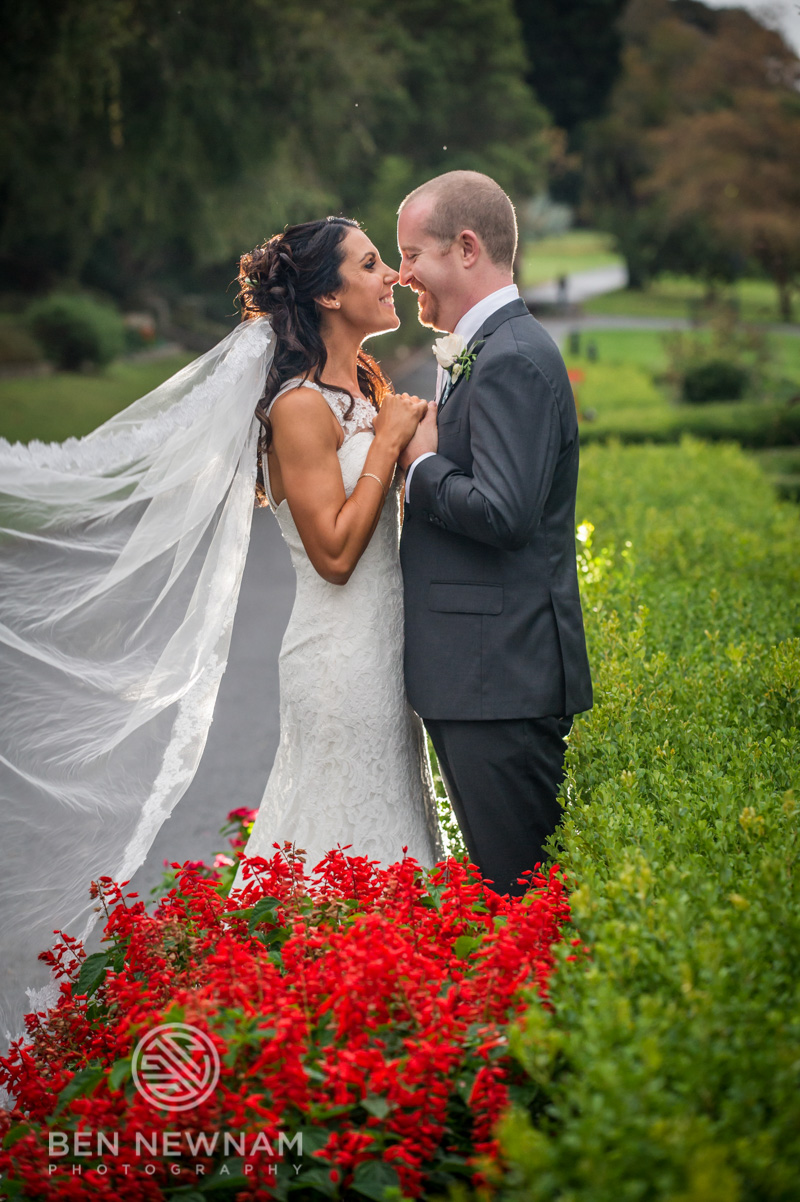royal botanic garden wedding