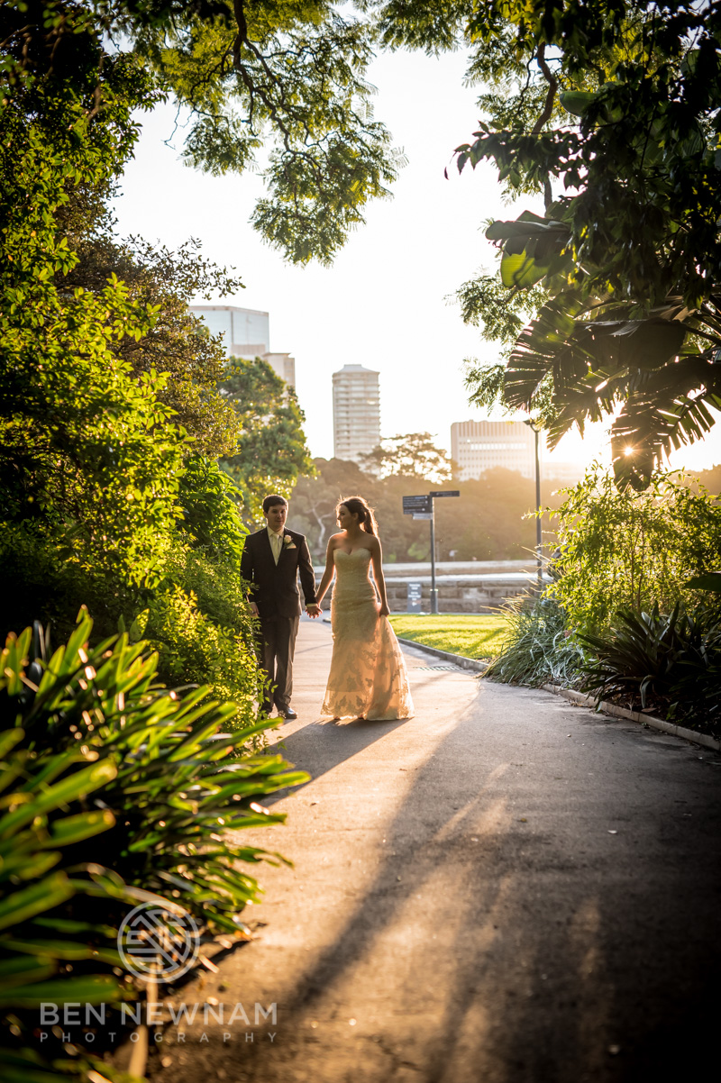 Holroyd gardens wedding