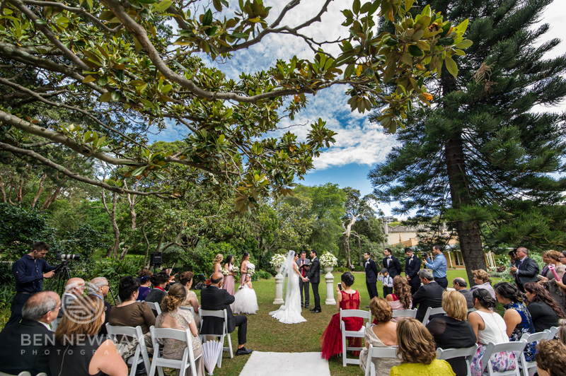vaucluse house wedding