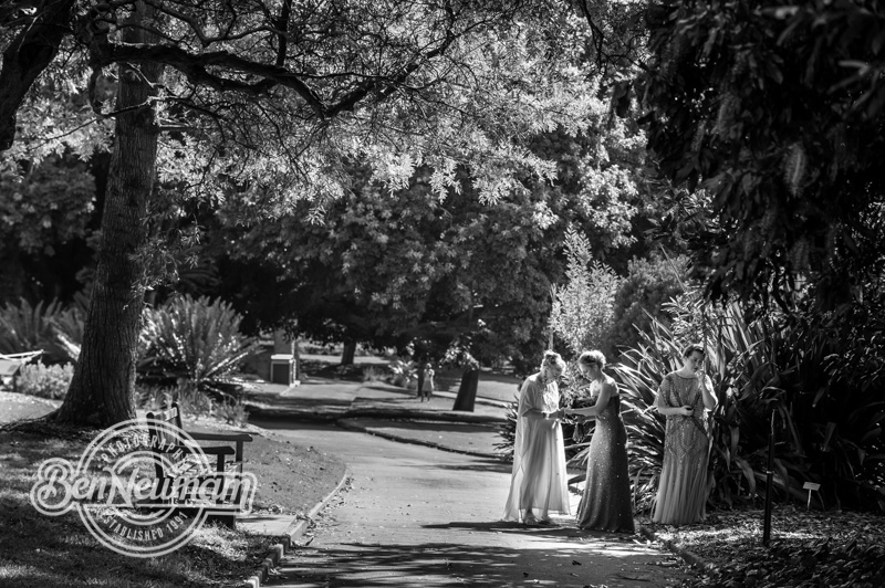 botanic gardens sydney wedding