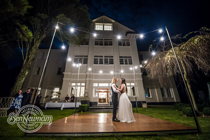 the robertson hotel wedding
