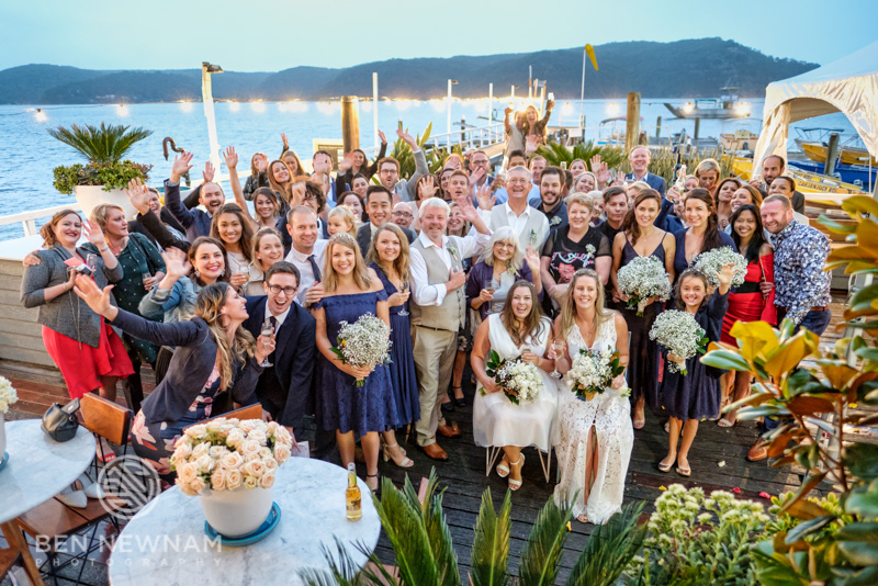 the boathouse palm beach wedding