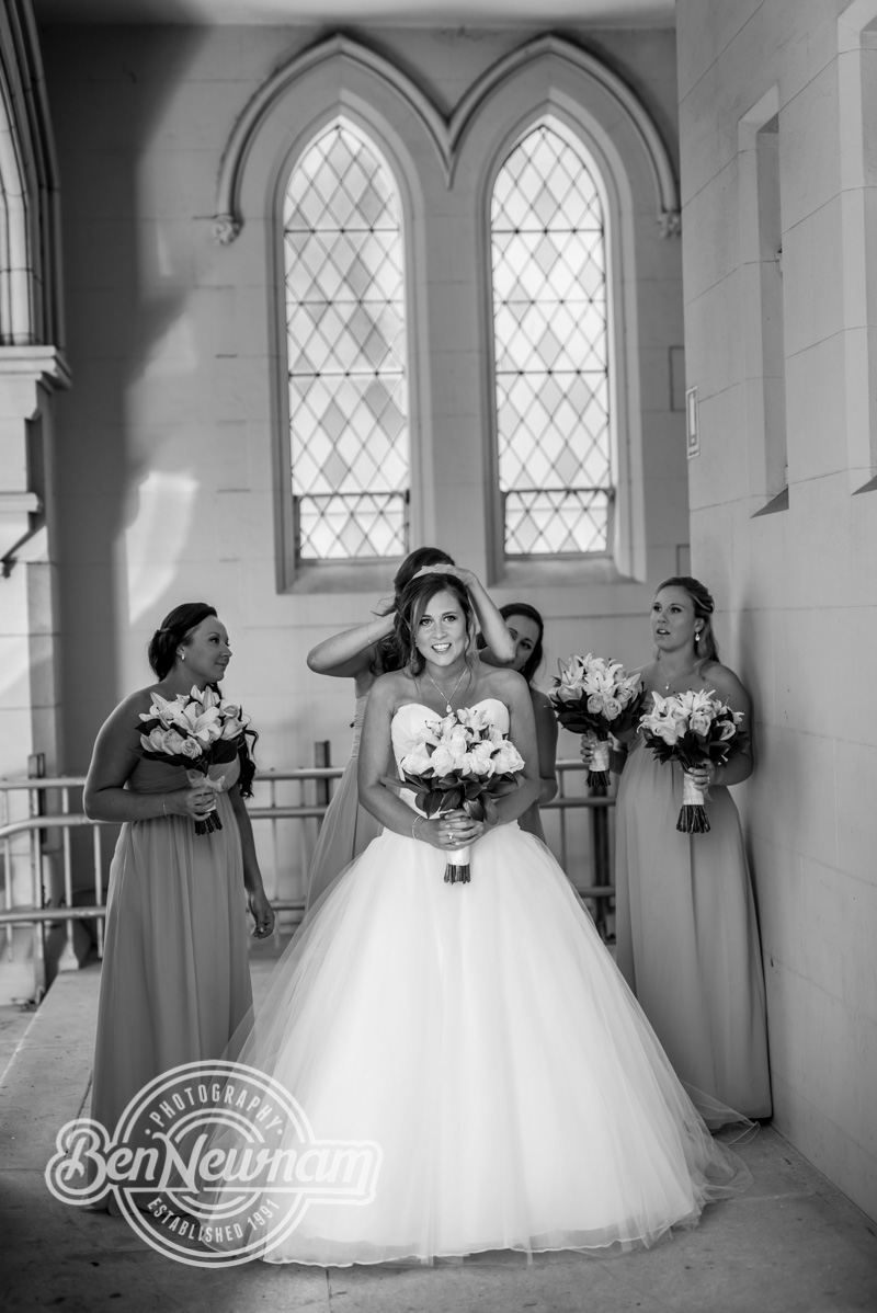 cardinal cerretti chapel wedding