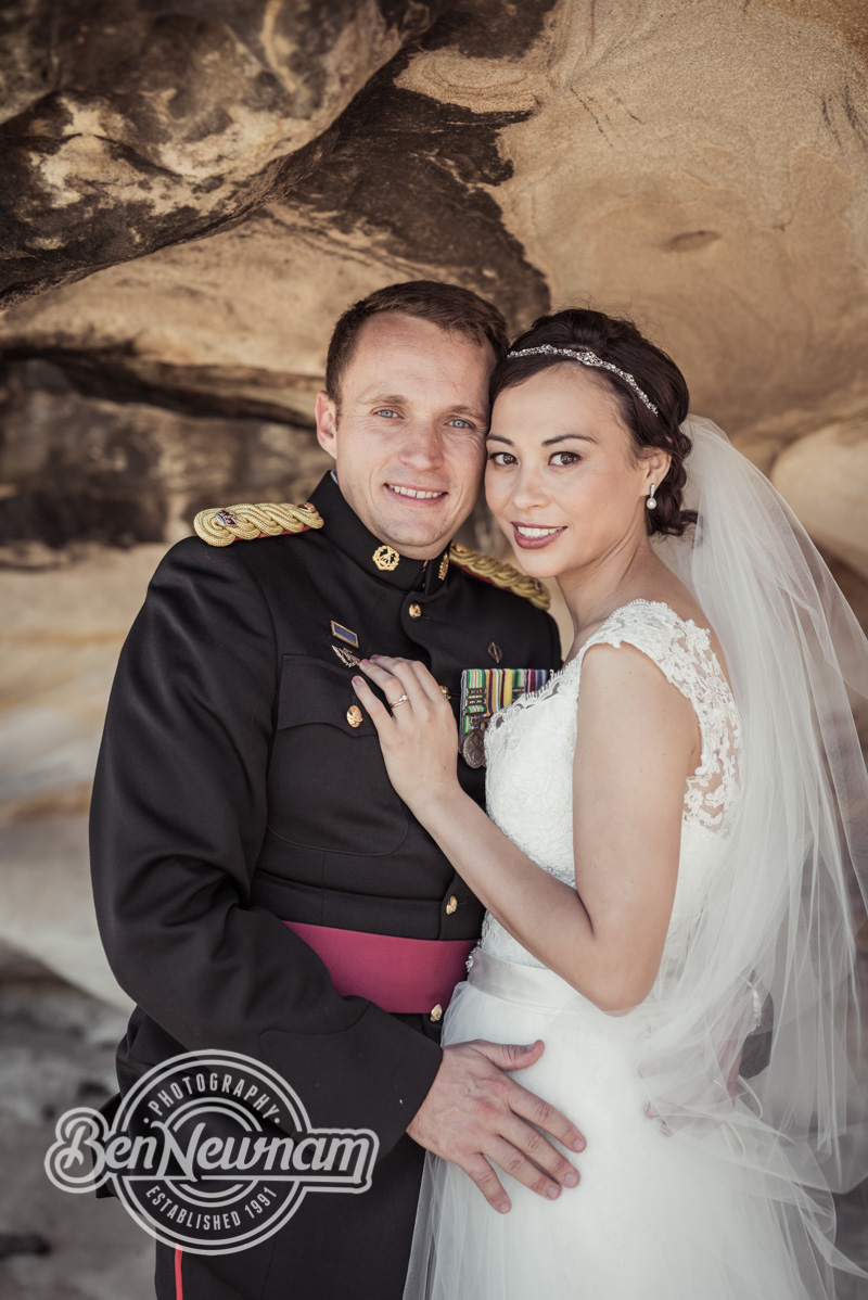 balmoral beach wedding